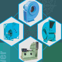 Centrifugal Blower and Fan