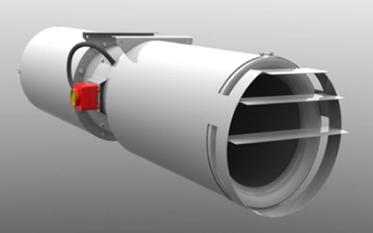 Jet Axial Fan