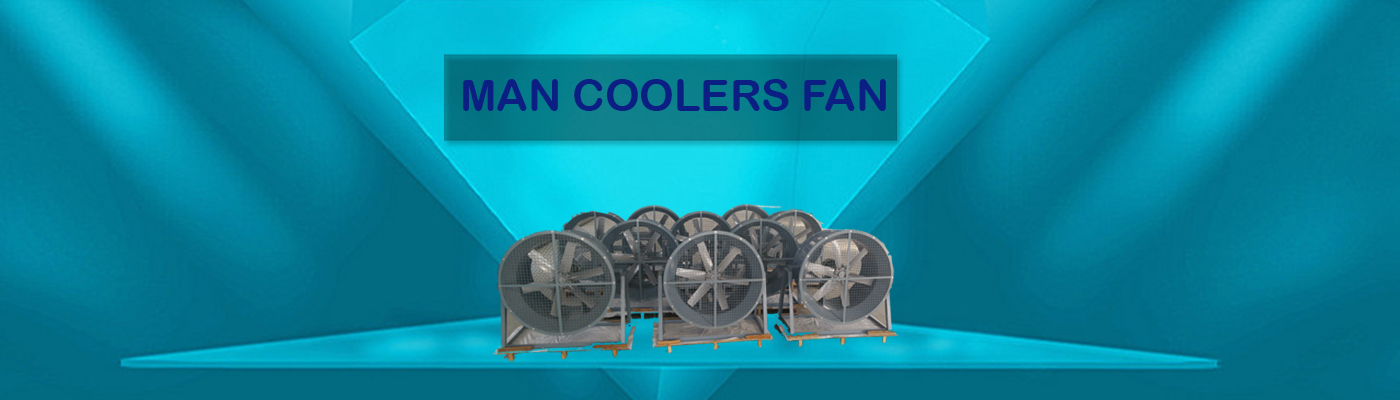 MAN COOLERS FAN
