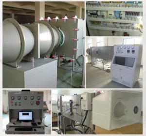 fan testing facility